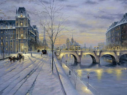 robert finale winter in paris