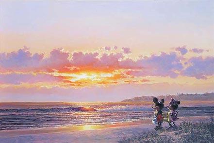 rodel gonzalez mickeys sunset