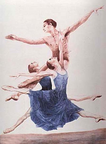 g h rothe ballet in new york