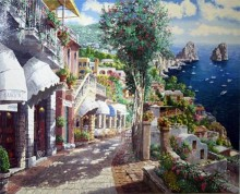 sam park afternoon in capri