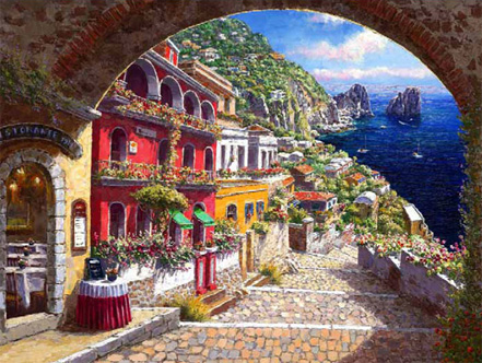 sam park archway to capri