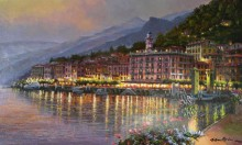 sam park bellagio twilight