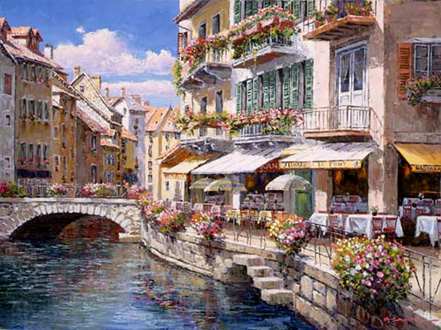 sam park bridgewalk annecy