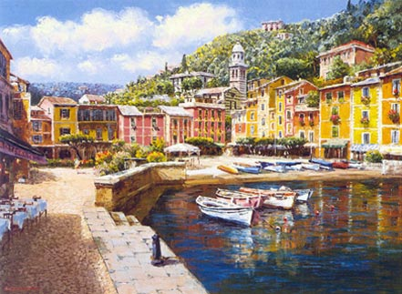 sam park harbor at portofino