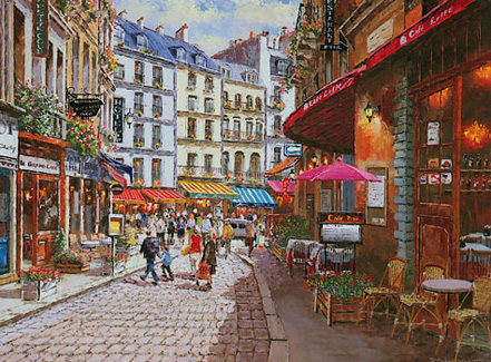 sam park paris cafe