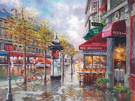 sam park rainy day in paris