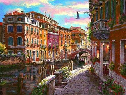 sam park shimmering canal