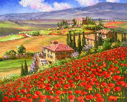 sam park tuscany villa