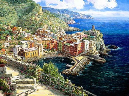 sam park vernazza
