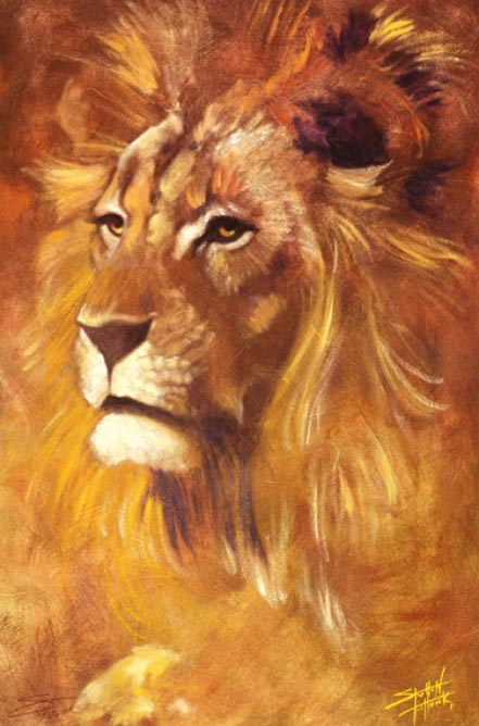 stephen fishwick lion