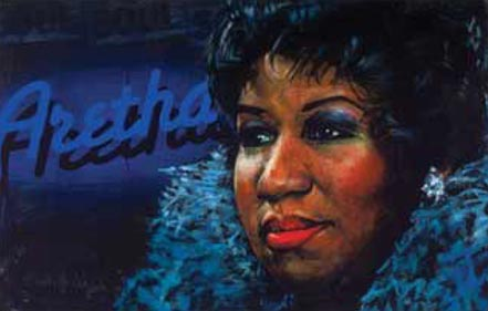 stephen holland aretha franklin