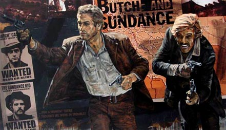 stephen holland butch and sundance
