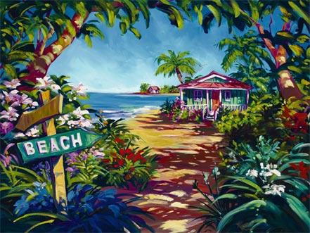 steve barton beach