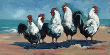 steve barton chicks on the beach