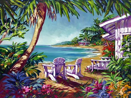 steve barton island hideaway