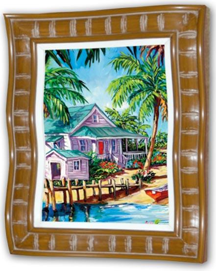 steve barton island paradise