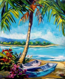 steve barton palm shade