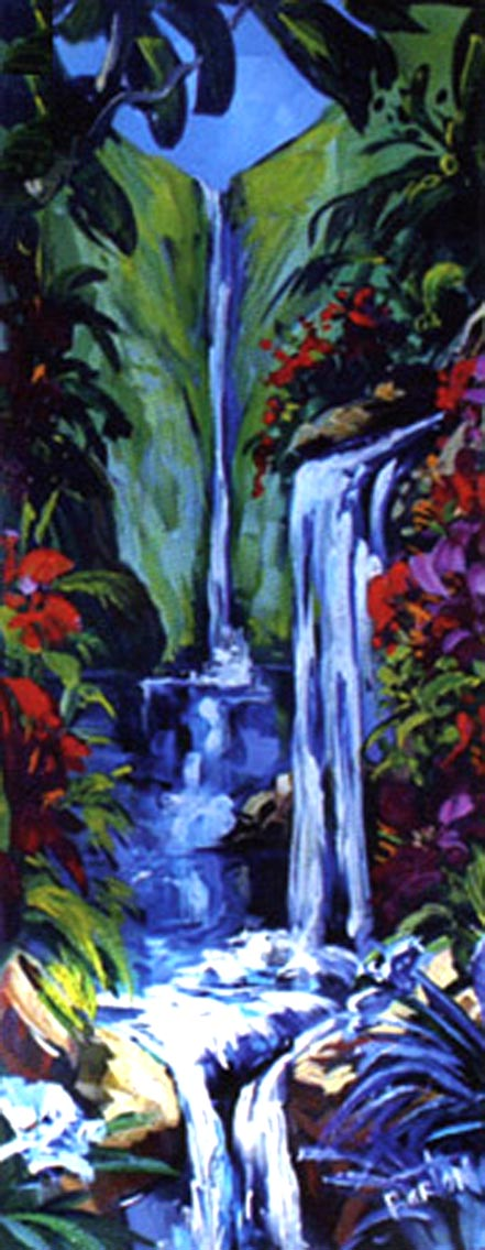 steve barton paradise falls