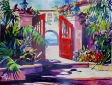 steve barton red gate