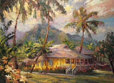 steve quartly heavenly hanalei