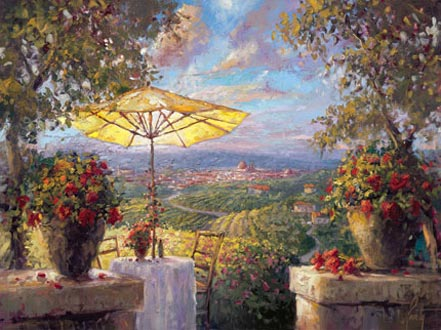 steve quartly tuscany twilight