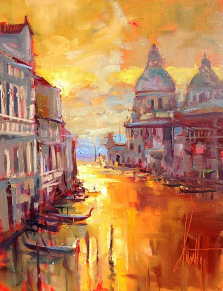 steve quartly venice nights
