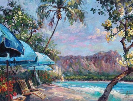 steve quartly waikiki dreams