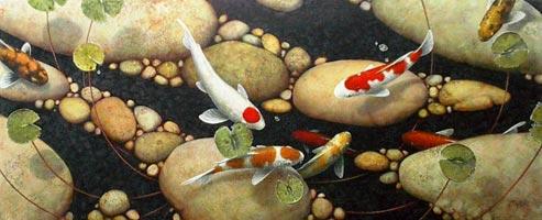 terry gilecki dividing stones