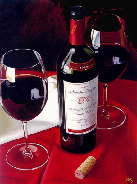 thomas stiltz the elegant cabernet