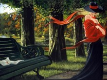 victor ostrovsky a walk in the park