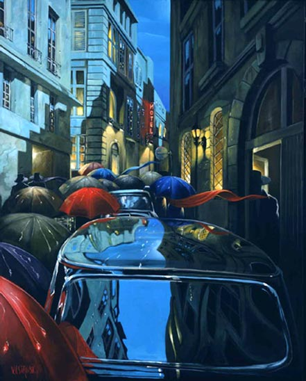 victor ostrovsky changing of the guard