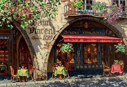 viktor shvaiko summer in provence