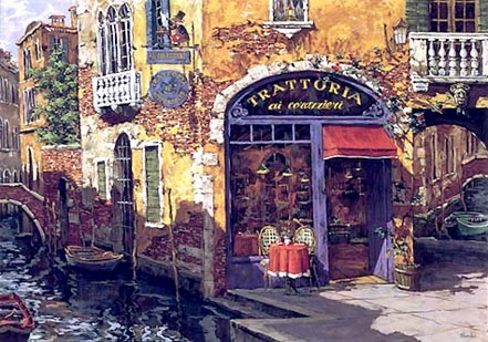 viktor shvaiko trattoria on the water