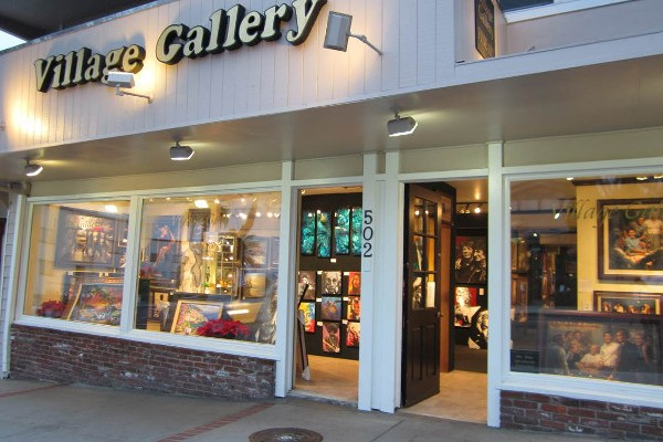 Village Gallery Laguna Beach