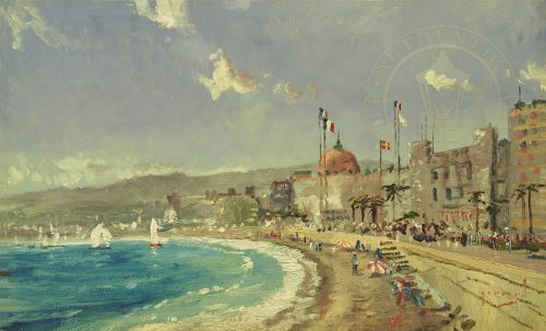 Beach at Nice, The