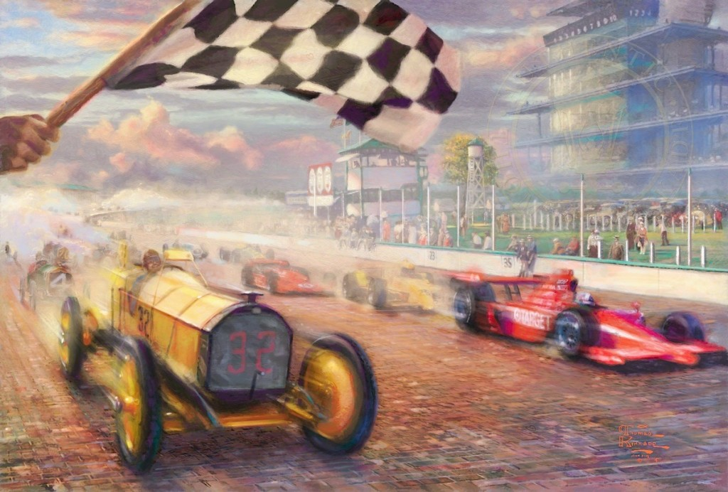 Century of Racing!, A  The 100th Anniversary Indianapolis 500 Mile Race