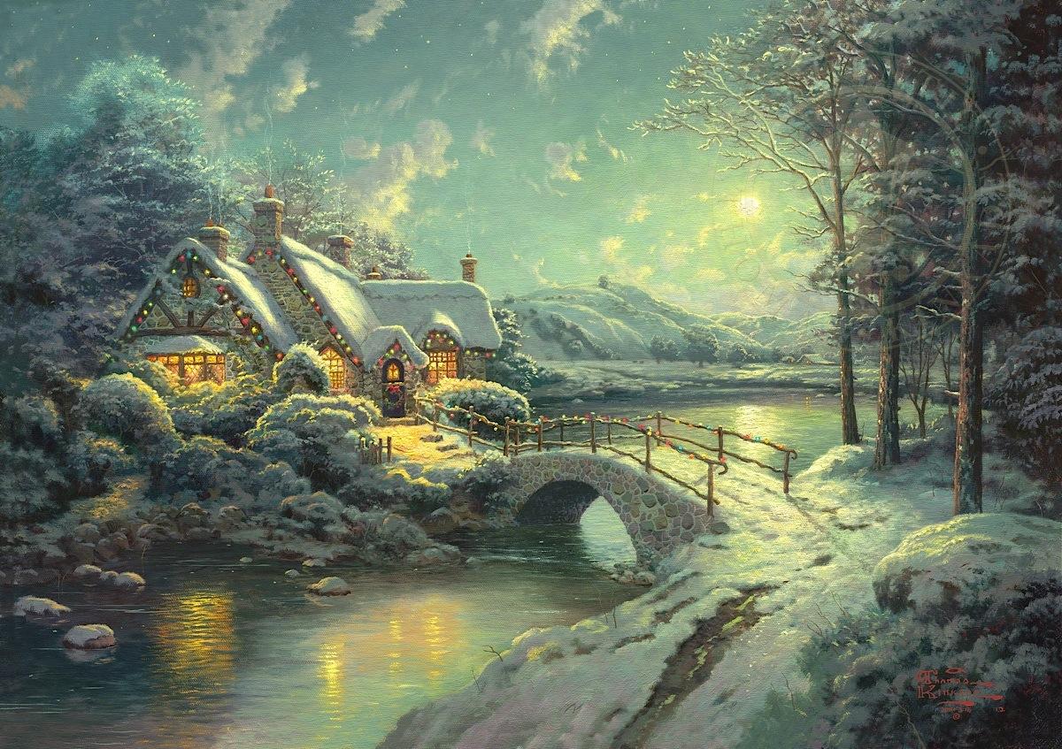 Christmas Moonlight