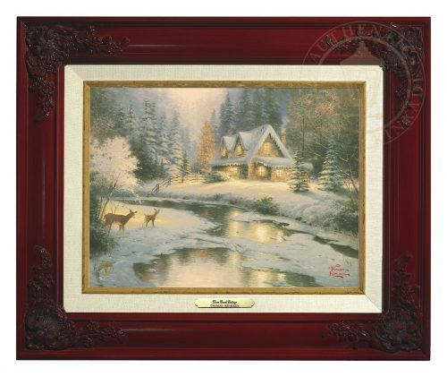 Deer Creek Cottage - Canvas Classic (Brandy Frame)