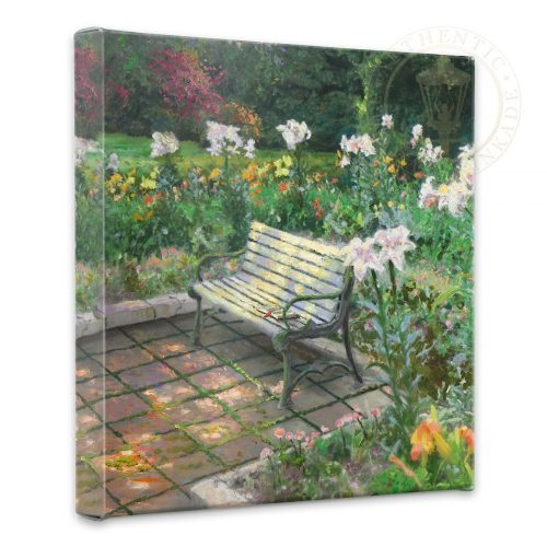 "Eternal Springtime - 14"" x 14"" Gallery Wrapped Canvas"