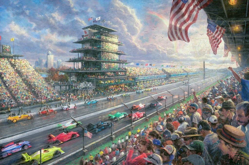 Indy Excitement, 100 Years of Racing at Indianapolis Motor Speedway
