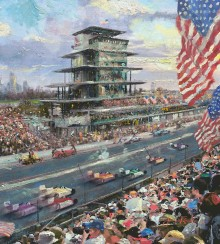 Indianapolis Motor Speedway, 100th Anniversary Study