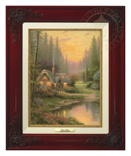 Meadowood Cottage - Canvas Classic (Brandy Frame)