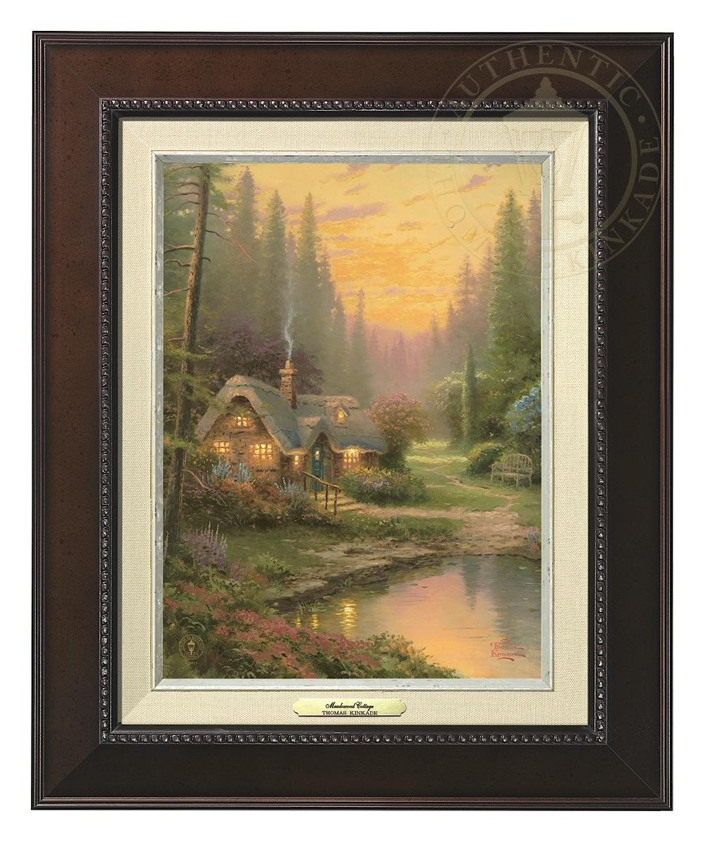 Meadowood Cottage - Canvas Classic (Espresso Frame)