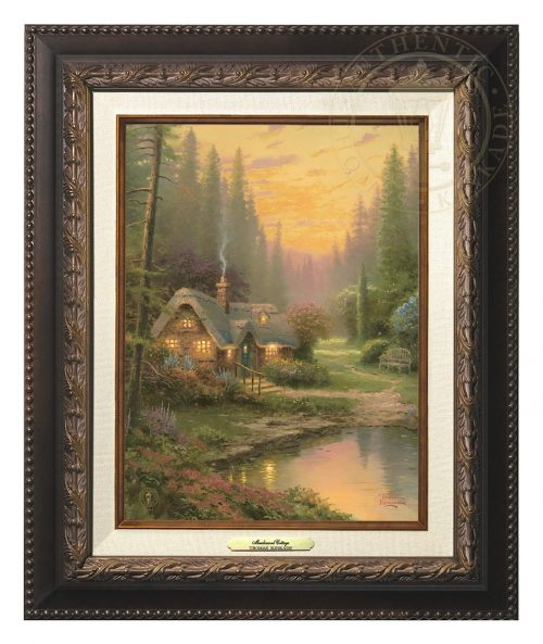 Meadowood Cottage - Canvas Classic (Aged Bronze Frame)