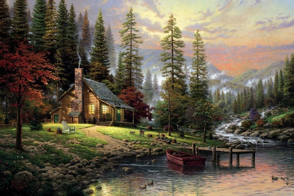 Peaceful Retreat, A
