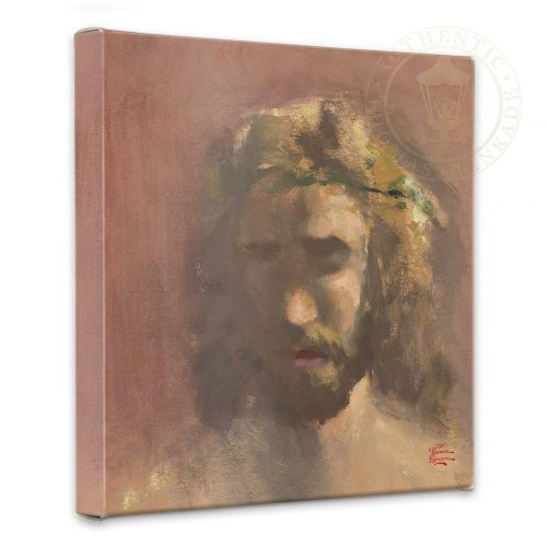"Prince of Peace, The - 14"" x 14"" Gallery Wrapped Canvas"