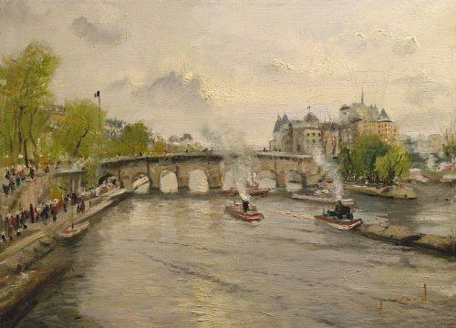 River Seine, The