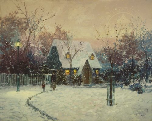 Winter's Cottage, A