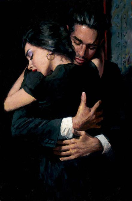 fabian perez the embrace ii