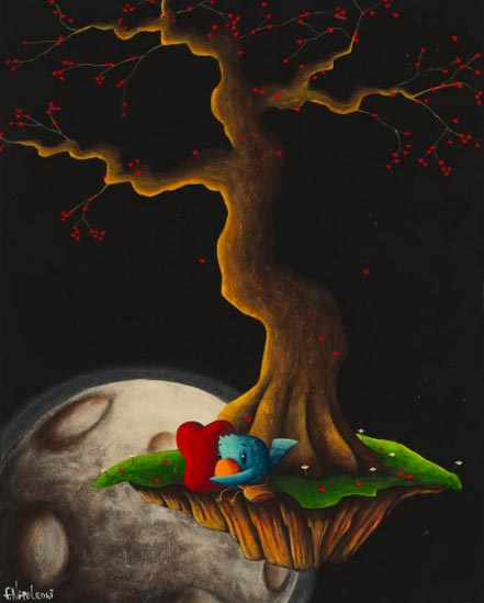 fabio napoleoni courier of love